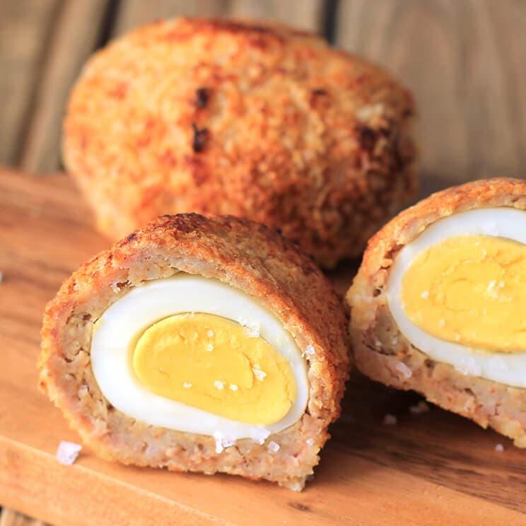 Wiltshire Chilli Farm - Scotch egg