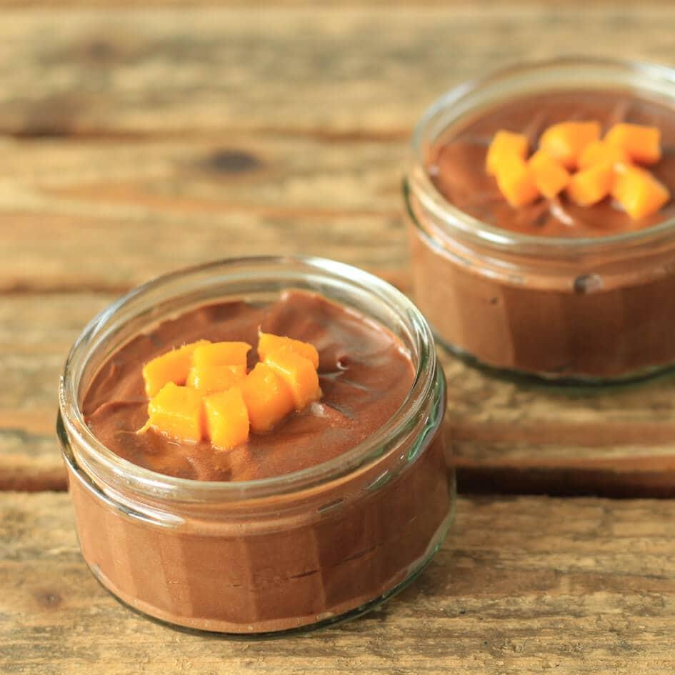 Wiltshire Chilli Farm - Mango Chocolate Mousse